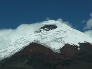 Der Cotopaxi: Zweithöchster Berg Ecuadors