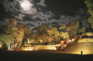 Ballspielplatz / Instituto Hondureño de Turismo