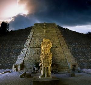 Hieroglyphentreppe / Instituto Hondureño de Turismo