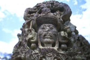 steinerne Stele / Instituto Hondureño de Turismo