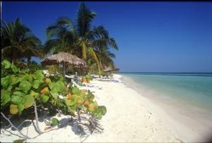 Playa Cayo Guillermo (© Kubanisches Fremdenverkehrsamt)