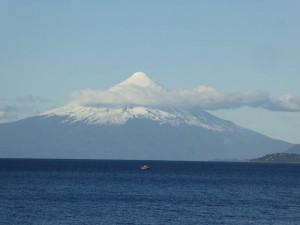 Osorno Vulkan