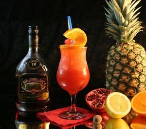 Ein leckerer Cocktail für laue Sommerabende! (© Wikimedia Commons, Achim Schleuning, Creative Commons CC-by-sa-3.0 de)