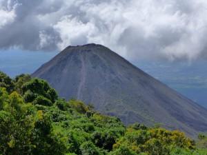 Vulkan Izalco in El Salvador