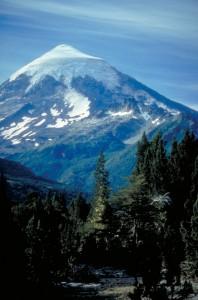 Vulkan Lanin (© Staatssekretariat für Tourismus der Republik Argentinien)