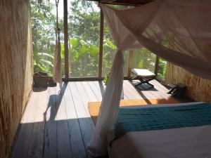 Zimmer mit tollem Dschungelblick, Reserva Calanoa