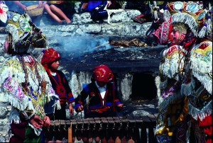 Traditionelle Zeremonie in Chichicastenango (Foto: Instituto Guatemalteco de Turismo)